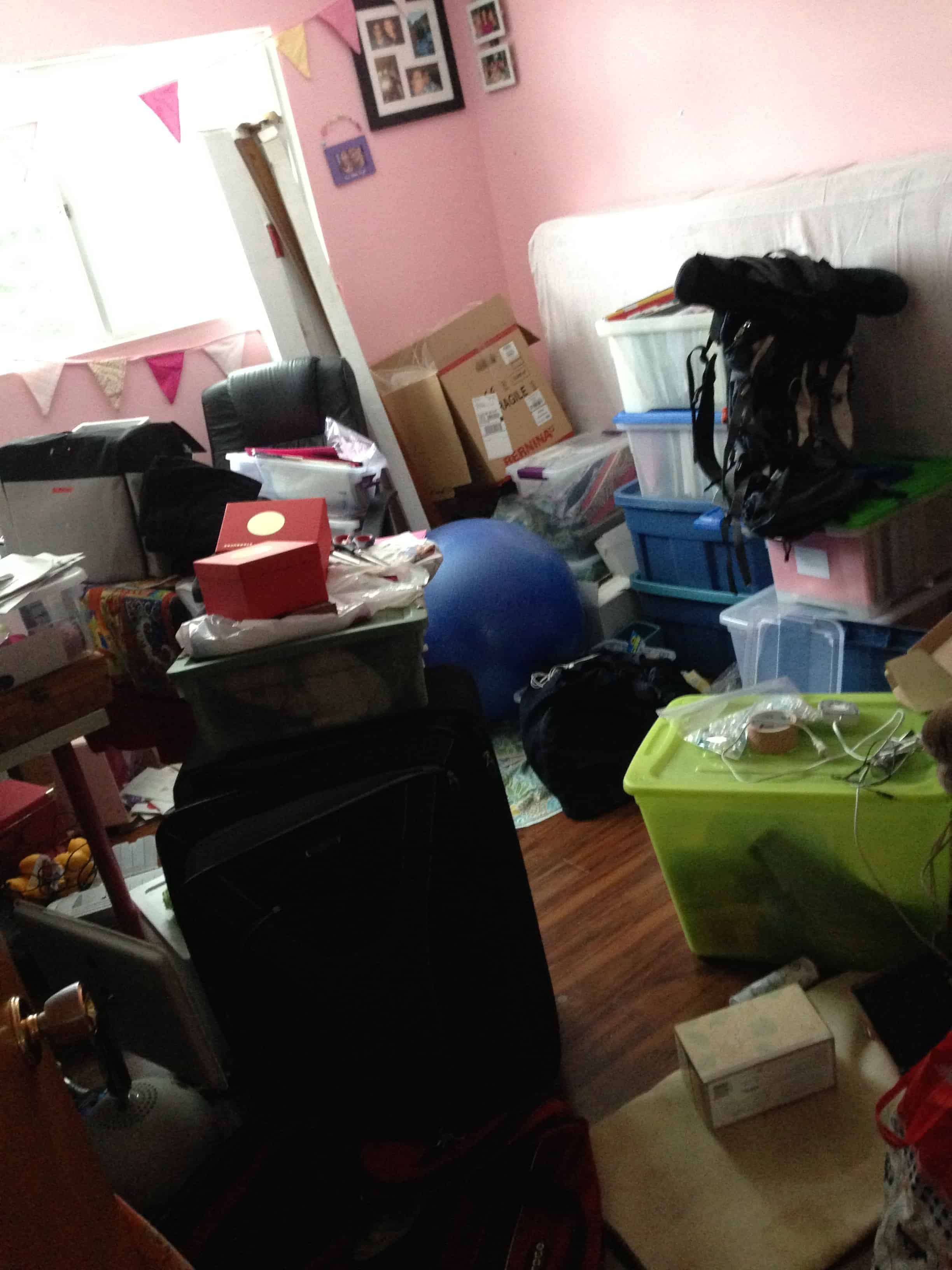 "Uncovering the ""Junk Room"""