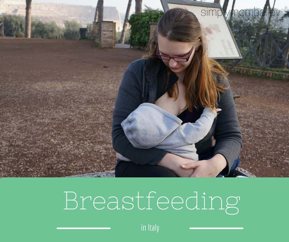 Breastfeeding in Rome
