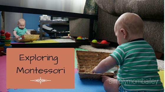 Exploring Montessori