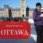 Overnight in Ottawa