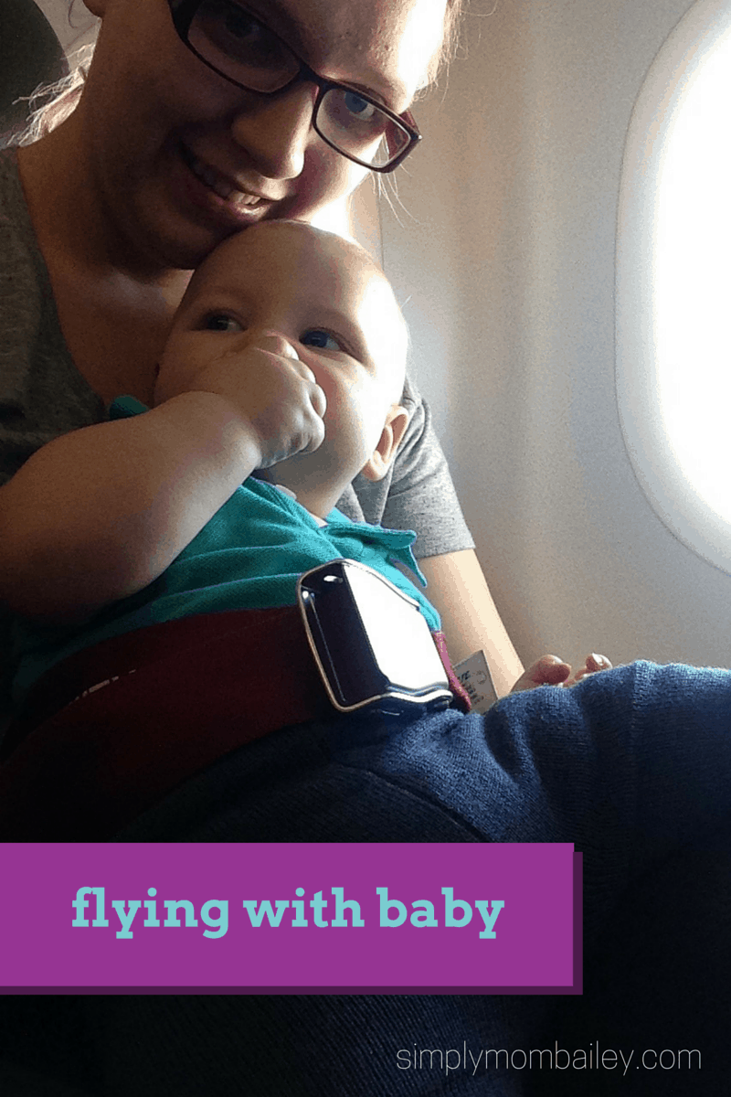 Flying with Baby - How to Survive - Top tips for airplane travel with kids