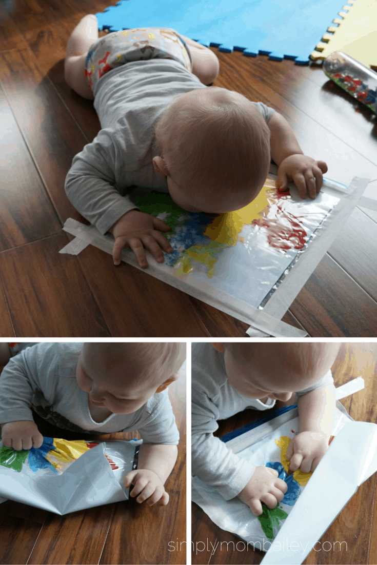 mess free painting copy