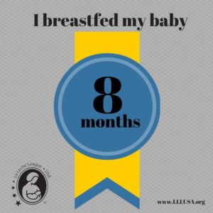 Our 8 Month Breastfeeding Challenge