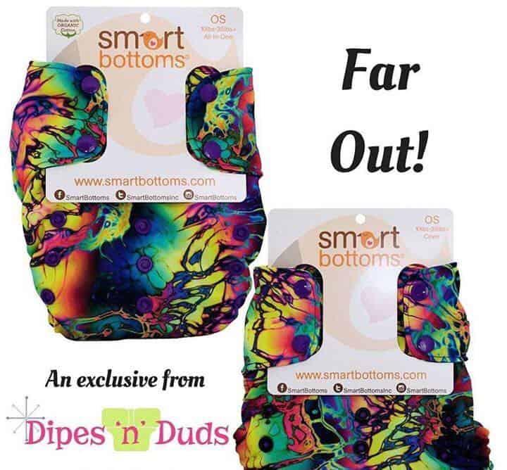 SmartBottoms EXCLUSIVE Far Out