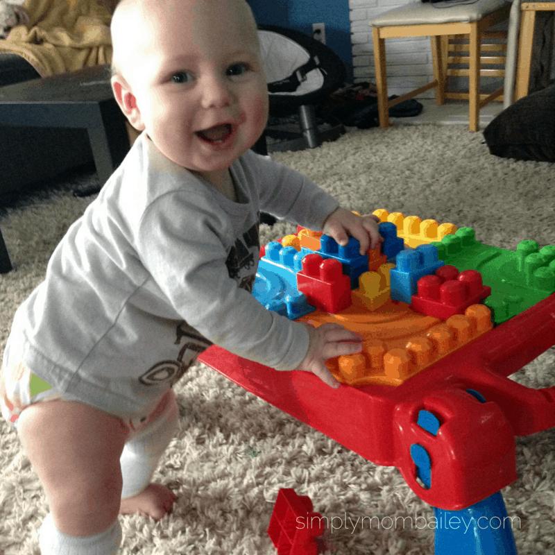 Play: Practicing Gross Motor Skills