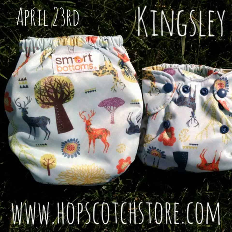 Smartbottoms EXCLUSIVE Kingsley