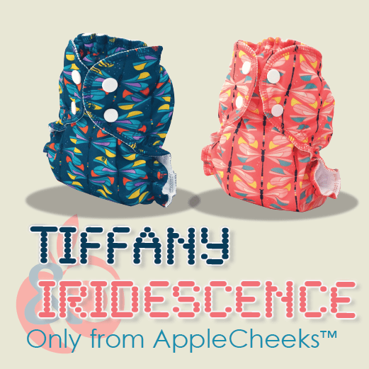 Tiffany & Iridescence AppleCheeks