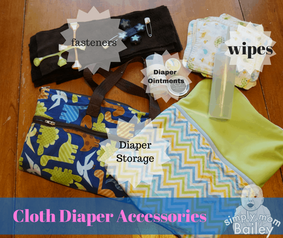 Flats Challenge: Cloth Diaper Accessories