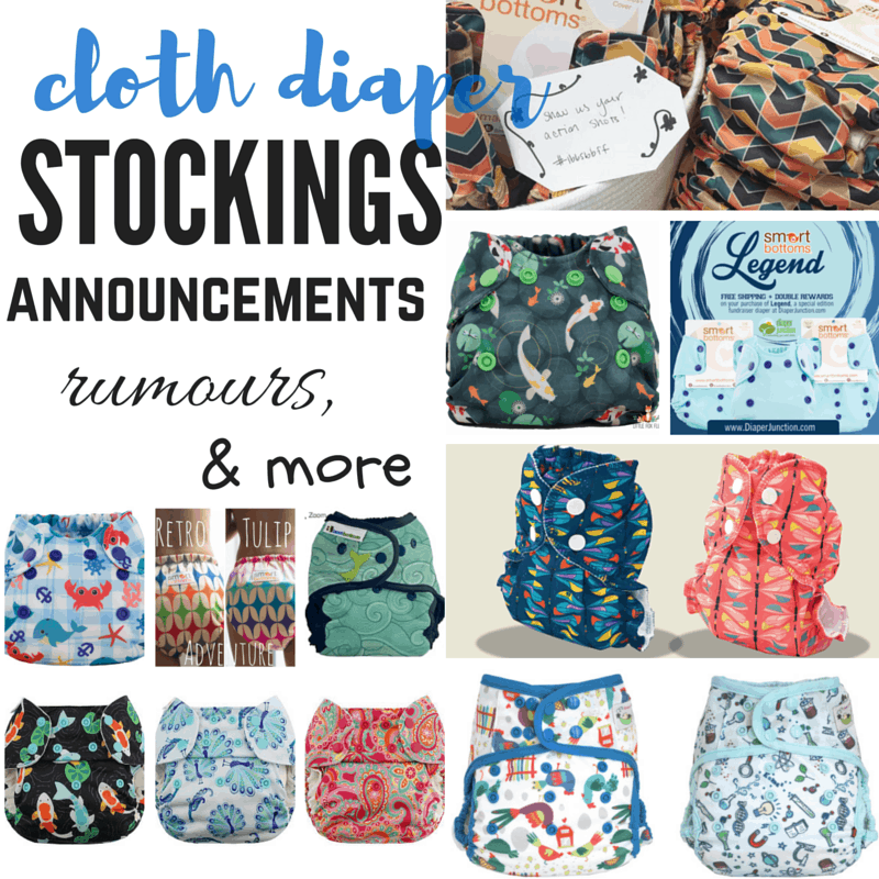 Weekly Cloth Diaper Round Up, May 7