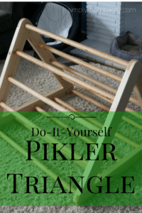 How to Build a Pikler Triangle