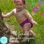 Harolds' Purple Crayon - Lalabye Baby
