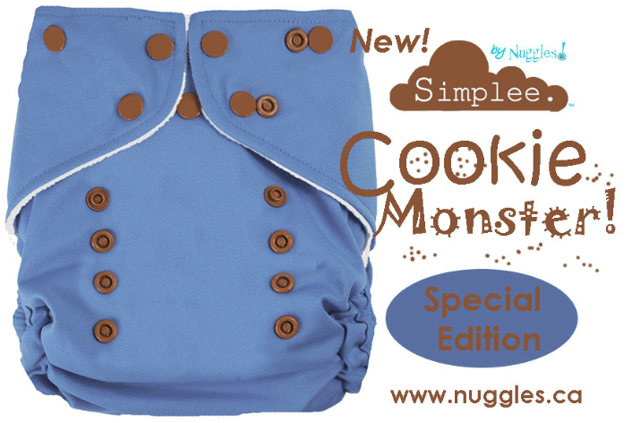 Cookie Monster SPECIAL EDITION Nuggles!