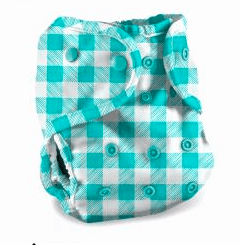 Picnic Buttons Diapers