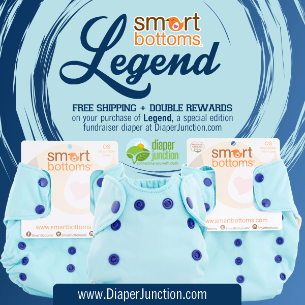 Diaper Junction Smart Bottoms Exclusive Legend