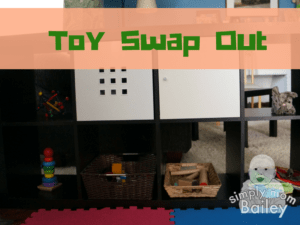 Play: Toy Swap Out Time