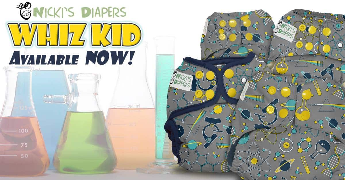 Nicki's Diapers - Whiz Kid
