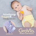 GroVia Chiffren & Haze