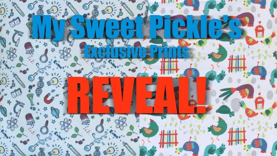 My Sweet Pickle's Exclus