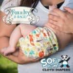 Soft Bums Fox & Ivy
