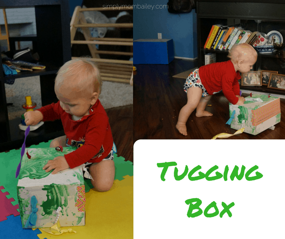 Tugging Box play