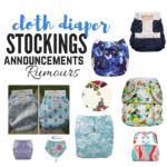 Cloth Diaper Releases – June 25, 2016