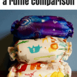 Ruffled OS Pocket Diaper: Easy Peasies, AMP & AppleCheeks