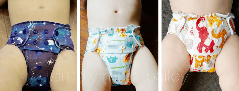 OS Pocket Diaper Comparison