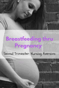 Breastfeeding During the Second Trimester