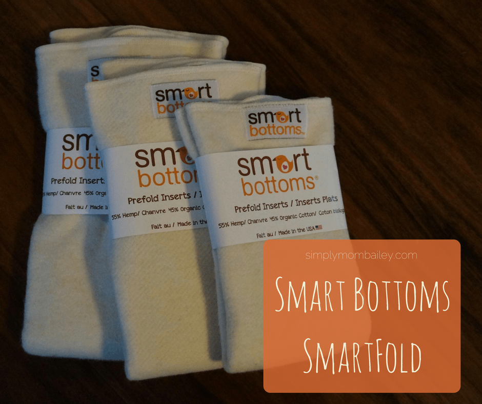 Smart Bottoms Smart Fold Organic Prefold Review
