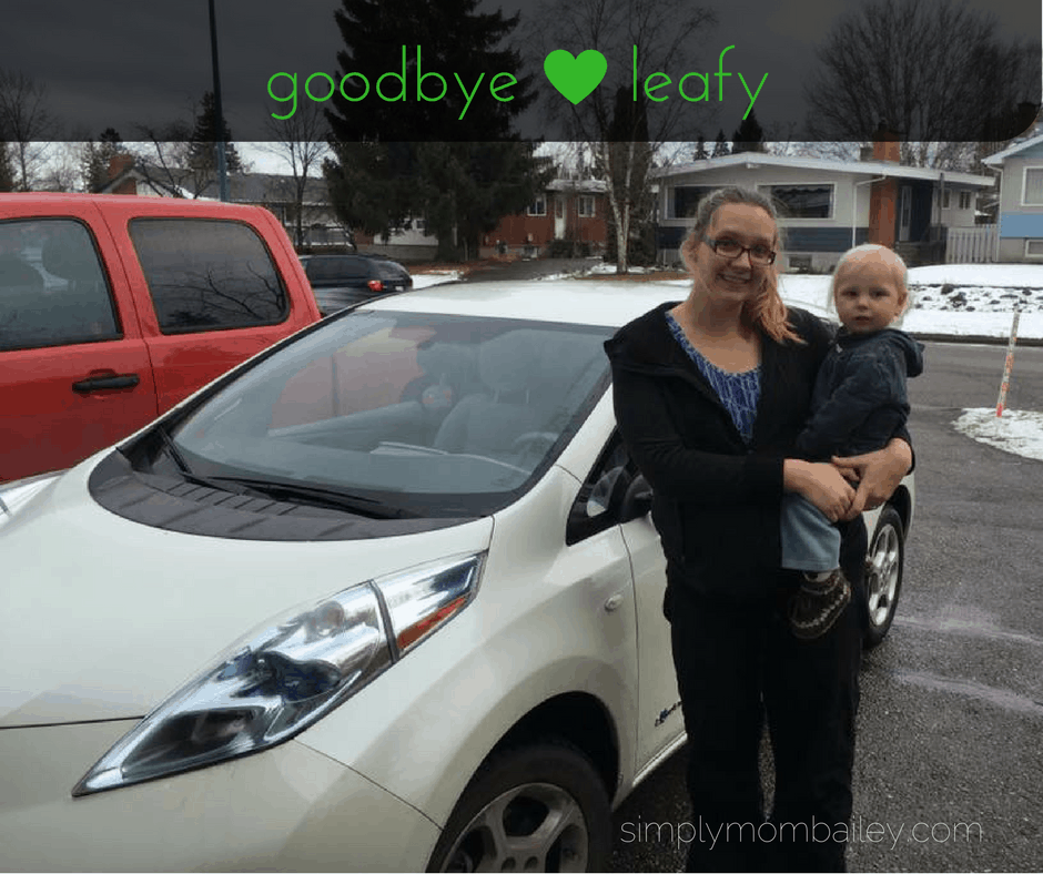 Farewell my First Car: Northern Nissan Leaf