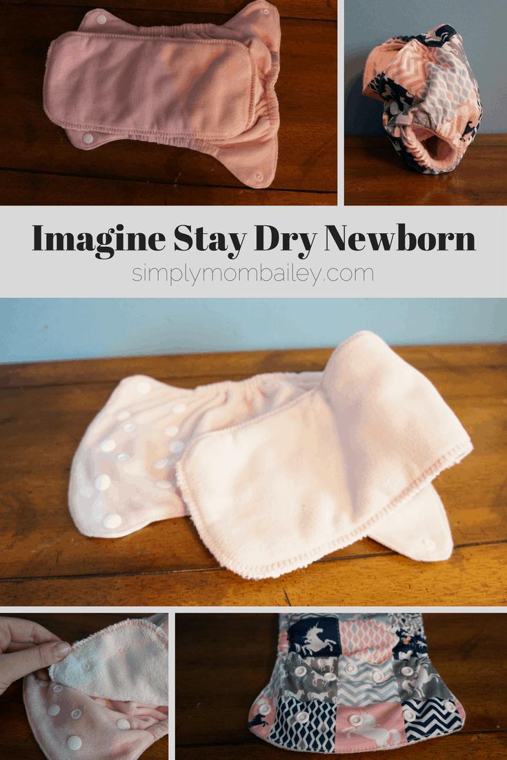 Imagine Stay Dry Newborn-2