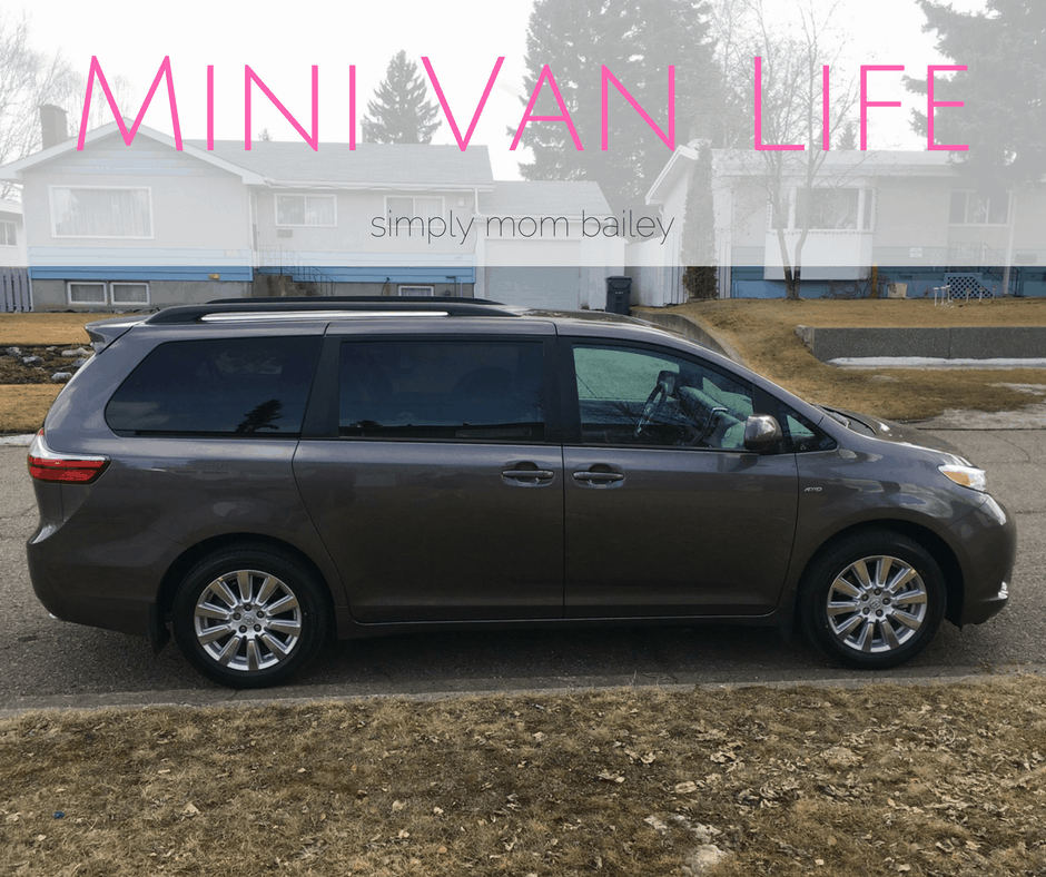 MiniVan Mom Official: 2017 Toyota Sienna