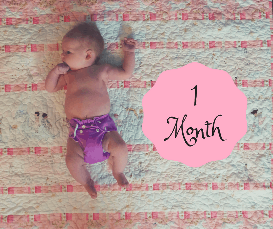 Meet Anna – Month One