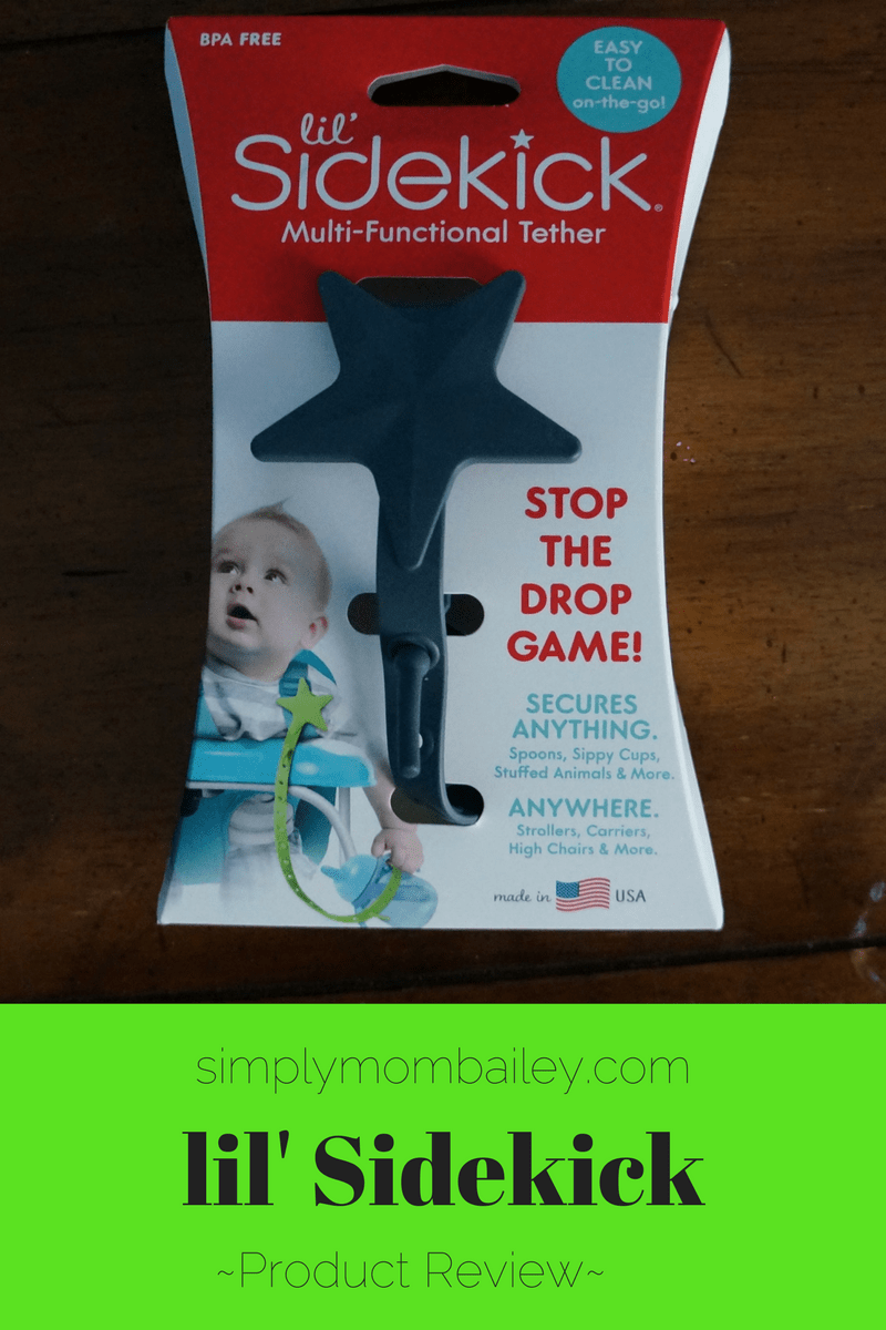 lil' sidekick multi functional tether review