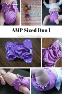 AMP Sized Duo 1 Newborn Cover