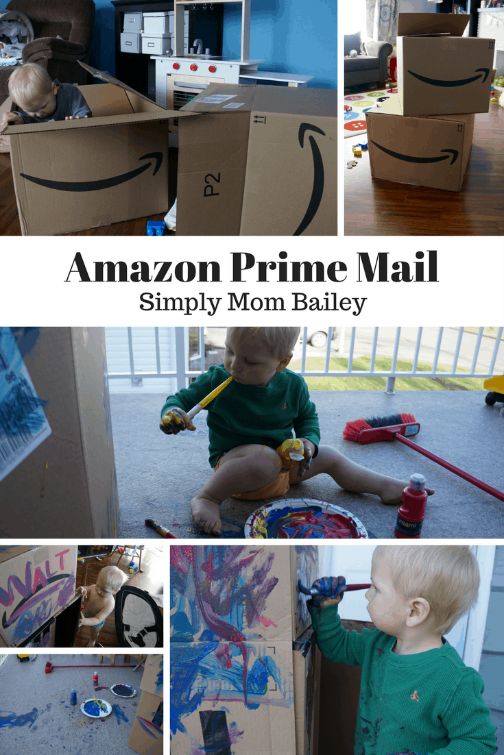 Amazon Prime Mail Craft