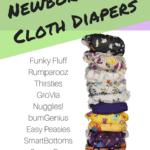 Newborn AIO Cloth Diapers: Synopsis