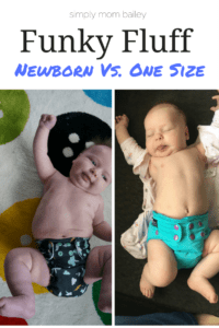 Funky Fluff Newborn Cloth Diapers