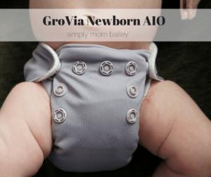 Easy Peasies Newborn Booster