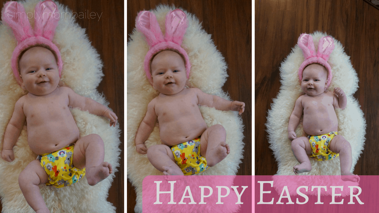 Easter Cloth Diapers 2017