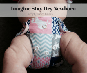 Imagine Stay Dry Newborn-2