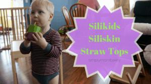 Silikids Siliskin Straw Tops {Review}