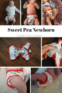 Sweet Pea Newborn cover