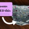 Everyone Needs a GroVia Zippered Wet Bag