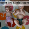 OTB: Back in Cloth with Sweet Pea Cloth Diapers