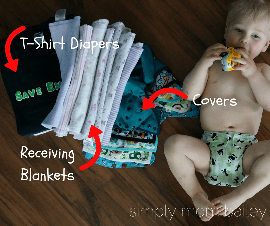 Cloth Diaper a Toddler for $100 Our Stash