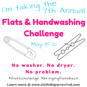 4 BIG Reasons to do the Flats and Hand Washing Challenge