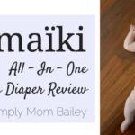 Omaïki AIO Cloth Diaper Review