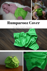 Rumparooz Cover newborn cloth diaper cover