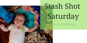 Stash Shot Saturday - Cloth Diapers